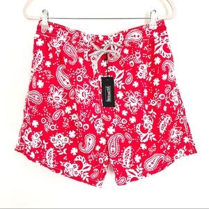 NEW WITH TAGS AUTHENTIC VILEBREQUIN SWIM TRUNKS // SHORTS BOYS 2 COLORFUL